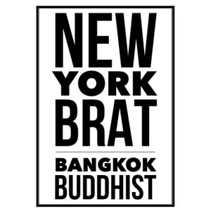 NY Brat BKK Buddhist